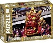 Puzzle. Z dalekiego wschodu - Tybet