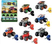 Hot Wheels Monster Trucks Pojazdy - niespodzianki GPB72 p40 MATTEL