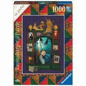 Puzzle 1000el Kolekcja Harry potter 1 167463 RAVENSBURGER