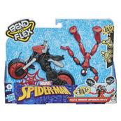 Spiderman Bend and Flex, Flex Rider Spider-Man i motocykl 2w1 F0236 HASBRO