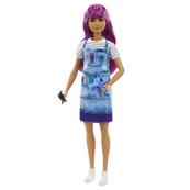 Lalka Barbie Kariera Fryzjerka GTW36 DVF50 MATTEL