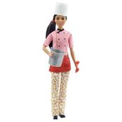 Lalka Barbie Kariera Mistrzyni makaronu GTW38 DVF50 MATTEL