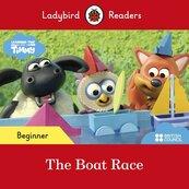 Ladybird Readers Beginner Level Timmy Time The Boat Race ELT Graded Reader