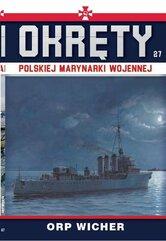 Okręty Polskiej Marynarki Wojennej Tom 27