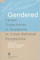 Gendered Career Trajectories in Academia in Cross-National Perspective
