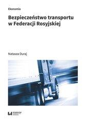 Bezpieczeństwo transportu w Federacji Rosyjskiej