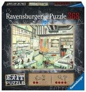 Puzzle 368 EXIT Laboratorium
