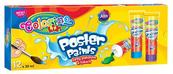 Farby plakatowe w tubach 12 kol. 35 ml. Colorino Kids new