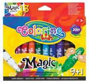 Flamastry Magiczne 10 kol Colorino Kids