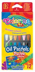 Pastele olejne 12 kol. Colorino Kids 14052