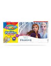Plastelina 12 kolorów Colorino Kids Frozen Kraina Lodu