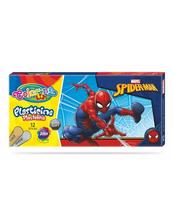 Plastelina 12 kolorów Colorino Kids Spiderman