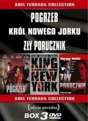 Pakiet: Abel Ferrara (3 DVD)