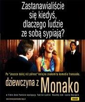 Dziewczyna z Monako DVD