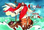 Cuda Pana Jezusa malowanka dla dzieci