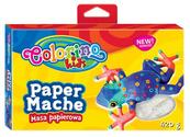 Masa papierowa 420g Colorino Kids new 57394