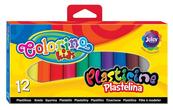 Plastelina 12 kolorów Colorino Kids