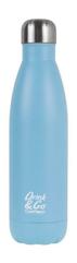 Bidon metalowy 500ml niebieski CoolPack