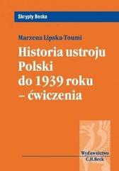 Historia ustroju Polski do 1939 roku Ćwiczenia