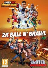 2K Brawn N' Brawl Bundle Steam