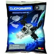 CLICFORMERS Statek kosmiczny 23 elementy woreczek 809003