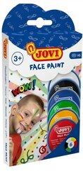 Farby do malowania twarzy 6 kolorów JOVI