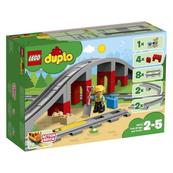 LEGO 10872 DUPLO Tory kolejowe i wiadukt p2