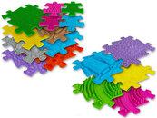 PROMO Mata podłogowa ortopedyczna sensoryczna 16 elementów Huge 2A MFK-027-1
