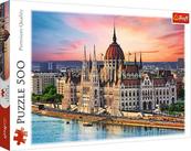 Puzzle 500el Budapeszt, Węgry 37395 TREFL