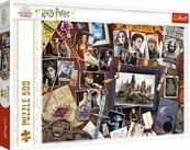 Puzzle 1000el Pamiątki z Hogwartu 37400 TREFL