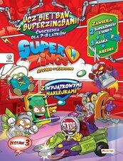 Super Zings Enigma i tajemnice Ucz się i baw 3