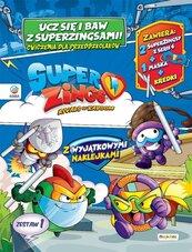 Super Zings Enigma i tajemnice Ucz się i baw 1