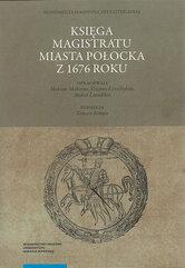 Księga magistratu miasta Połocka z 1676 roku