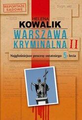 Warszawa kryminalna Tom 2