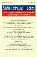 Studia Regionalne i Lokalne 2(48)/2012