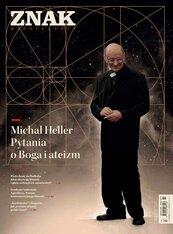 Miesięcznik Znak nr 790. Michał Heller. Pytania o Boga i ateizm