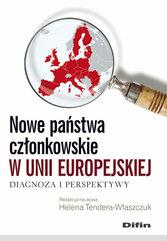 Nowe państwa członkowskie w Unii Europejskiej