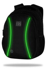 Plecak JOY L LED green CoolPack + powerbank 4000 mAh