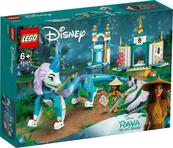 LEGO 43184 DISNEY PRINCESS Raya i smok Sisu p6
