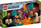 LEGO 21168 MINECRAFT Spaczony las p3