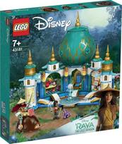 LEGO 43181 DISNEY PRINCESS Raya i Pałac Serca p4