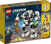 LEGO 31115 CREATOR Kosmiczny robot górniczy p6