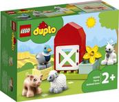LEGO 10949 DUPLO Town Zwierzęta gospodarskie p4