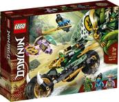 LEGO 71745 NINJAGO Dżunglowy chopper Lloyda p6