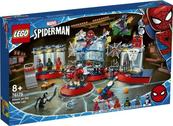 LEGO 76175 SUPER HEROES Atak na kryjówkę Spider-Mana p3