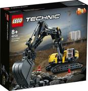 LEGO 42121 TECHNIC Wytrzymała koparka p3