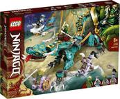 LEGO 71746 NINJAGO Dżunglowy Smok p4