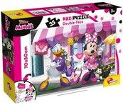 Puzzle dwustronne maxi Minnie 35