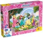 Puzzle dwustronne Plus 24 Disney Princess