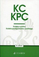 Kodeks cywilny Kodeks postępowania cywilnego